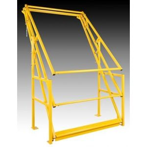 Low Ceiling/High Pallet Gate