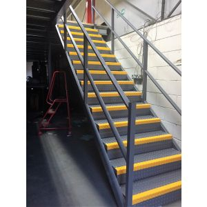 Utility Access staircase