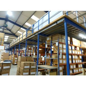 Used Mezzanine Floor Ref NUN (SOLD)