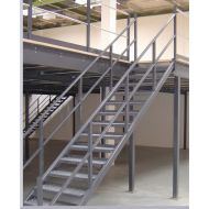 Utility Access Basic Staircase - up to 3.040m